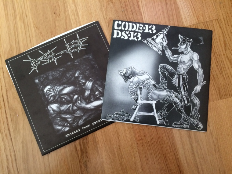 DS-13 Aborted teen generation och Code-13-split