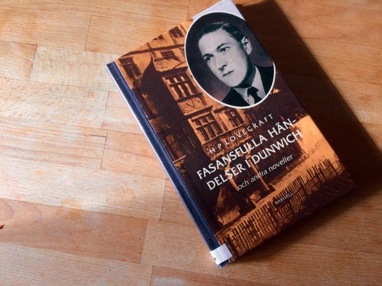 H.P Lovecraft – Fasansfulla händelser i Dunwich och andra noveller