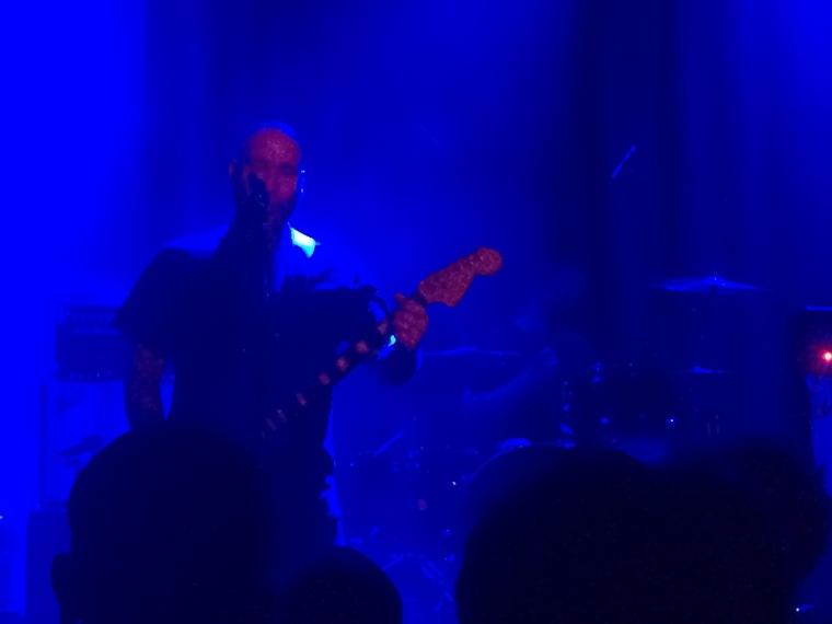 Neurosis gitarrist Steve von Till