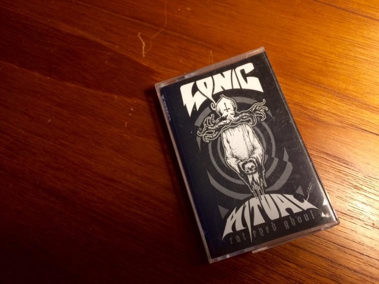 kassetten Rat Eyed Ghoul med Sonic Ritual