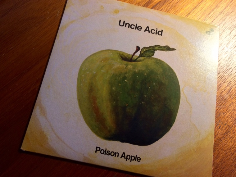 Poison Apple med Uncle Acid & The Deadbeats