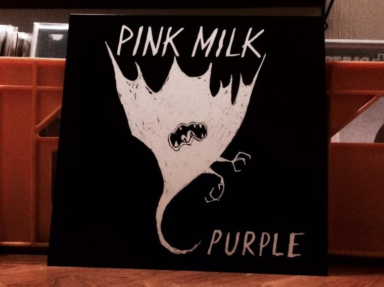 Pink Milk – Purple. Äntligen är den här.